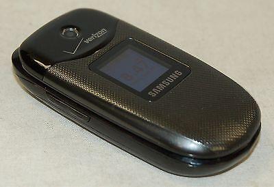 Samsung Gusto SCH-U360 Verizon Wireless Flip Open Keyboard Mobile Cell Phone -B- Samsung Mobile Keyboard