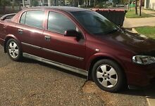 2002 Holden Astra Sedan 115000km auto North Ward Townsville City Preview