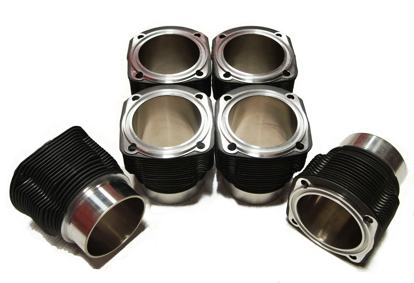 QSC Porsche 911 84mm Aluminum Nikasil Coated Cylinders Set | eBay
