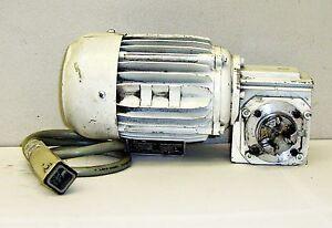 Sls1e45 Weg Electric Motor Type 0dg 614 T 543 14706lr Ebay