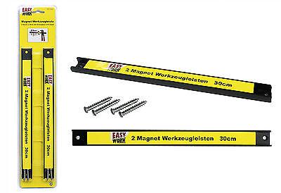 300mm Magnetleiste Werkzeughalter Werkzeugleiste Magnet Halterung Werkzeug