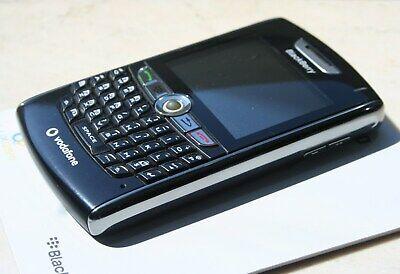 Wifi Handy Unlocked (Blackberry 8820 Handy Smartphone Black Schwarz Chrome entsperrt unlocked Wifi)