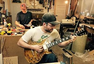 Guitar Building & Repair Course