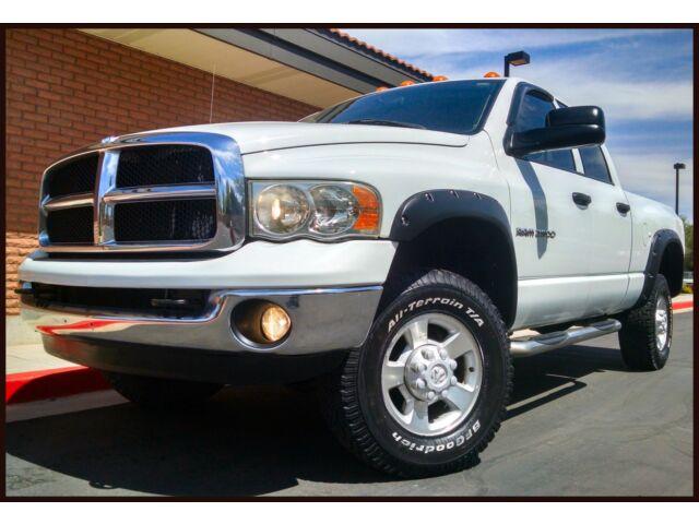 Imagen 1 de Dodge RAM 2500 white