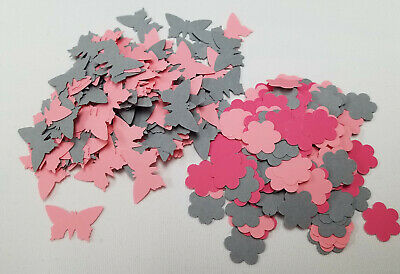 Spring Confetti (Handmade Spring Confetti Table Scatter  Multiple Colors Flowers &)