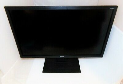"Acer V226HQL 22"" Widescreen LED Backlit 1080p LCD Monitor Good Condition"