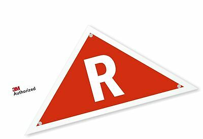 R Roof Truss Construction Sign By Smartsign 6 X 12 3m High Intensity Gr...