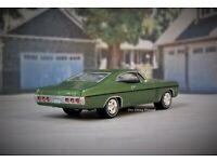 1968 Chevy Impala SS 427 Glove Box Tire Pressure Decal G70x15 GM #3934070