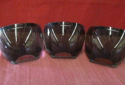 Msa Smoked Tinted Lens Outsert For The Msa Millennium Cbrn Gas Mask Size Ml