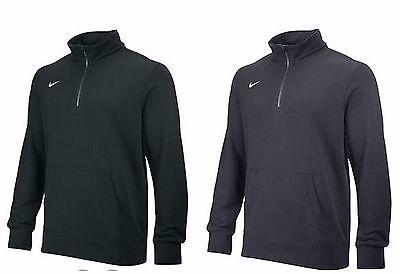 Nike Men's Shirt Premier 1/2 Zip Mock Neck Training Fleece Large 60 ret sweater