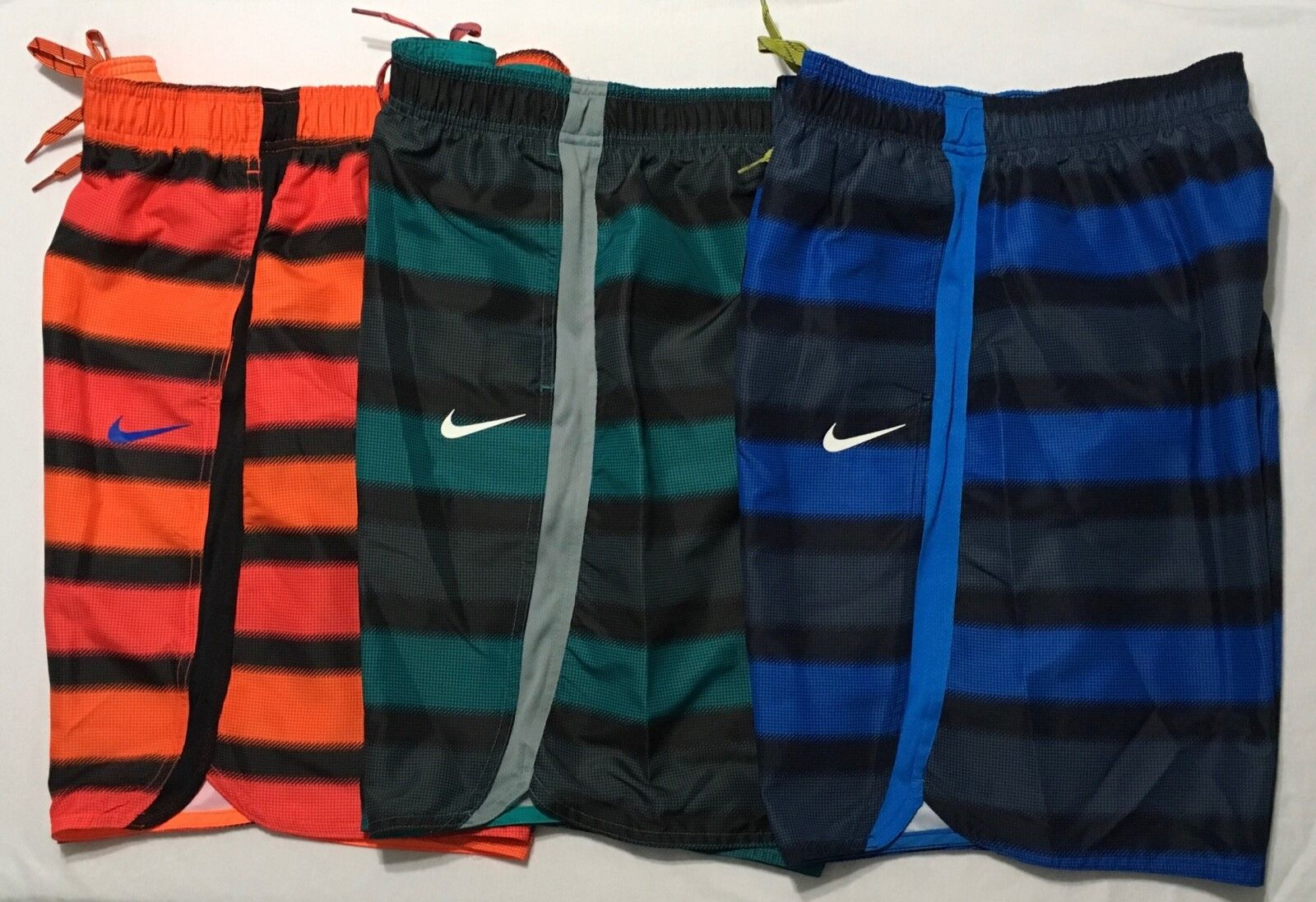 Nike Men's Yeah Bouy Volley 9 Inch Swim Trunks Ness6385 S...