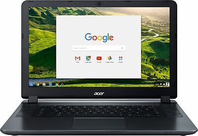 "Acer - 15.6"" Chromebook - Intel Atom x5 - 4GB Memory - 16GB eMMC Flash Memory..."