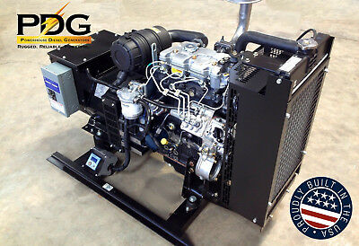 Diesel Generator | Owner's Guide to Business and Industrial