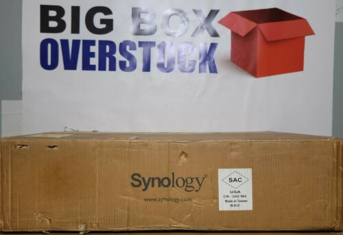 Synology RX1217 12-Bay Storage Expansion Unit - Factory Sealed / MSRP $1349.99
