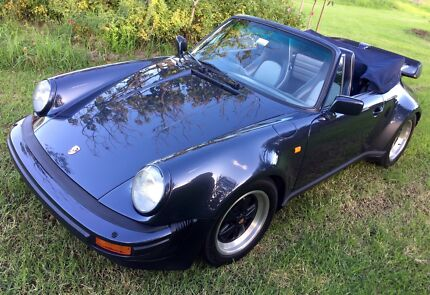 1988 Porsche 911 Carrera widebody now on eBay