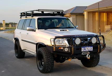 2011 Nissan Patrol ST Wagon