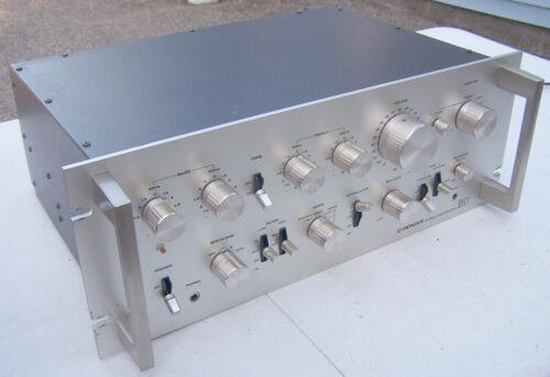 Pioneer Spec-1 Preamplifier Professional Restoration Service