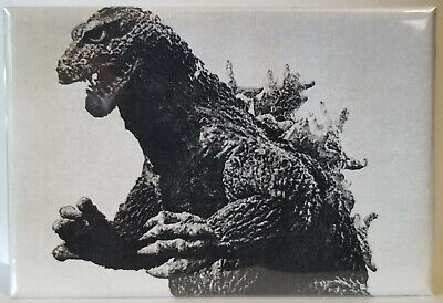 "Godzilla 2"" x 3"" MAGNET Refrigerator Locker Image 5"