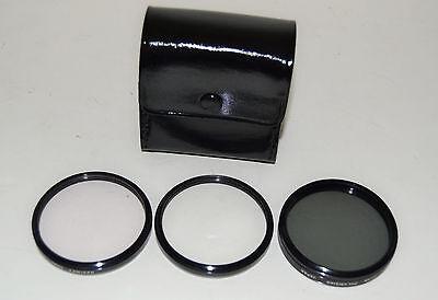 Фильтры Vintage Hanimex 52mm Lens Filter