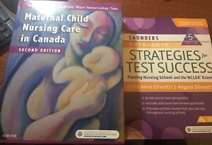 NSG3111 newest edition textbook and test strategy book.