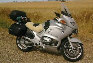 2003 BMW R1150RT with panniers and top box, reluctant sale. Maddington Gosnells Area Preview