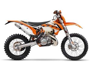 Looking for ktm 200 xc-w or sx around $3500