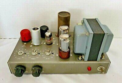 Vintage McMartin Model 1108 Tube Amplifier