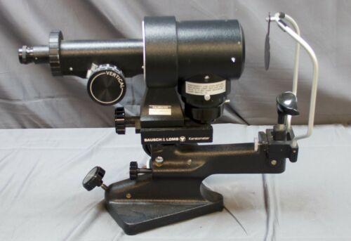 Bausch & Lomb Keratometer   (R15)