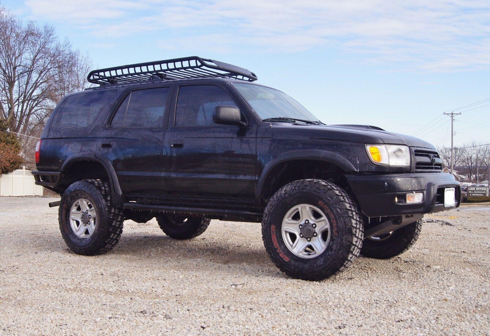 1999 Toyota 4Runner SR5 Sport 1999 Lifted 3rd Gen Toyota 4runner Sport SR5 Black