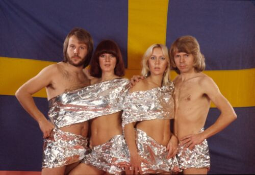 ABBA - MUSIC PHOTO #E16