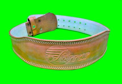 Weight Lifting belt Leather Size M
