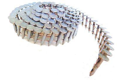 7200 Dachpappnägel Pappnägel für Nagler 3,1x25mm verzinkt GLATT Bauzulassung