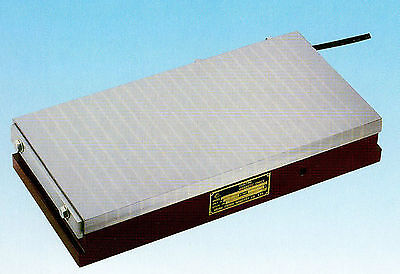 Elc-1224a Electro Magnetic Standard Chuck 12x24 Tc