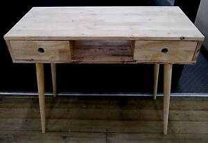 New Scandi Danish Natural Timber Hallway Console Table Storage Melbourne CBD Melbourne City Preview
