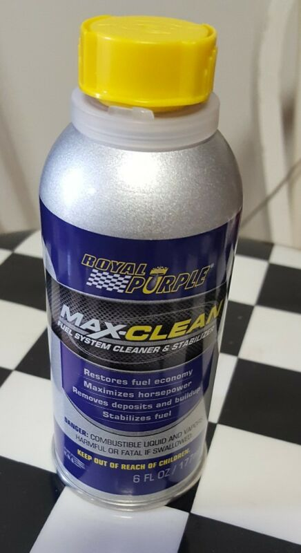 Royal Purple Max-Clean Fuel System/Injector Deposit Cleaner W/ PEA treat 20 Gal.