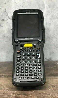 Psion Teklogix Omnii Xt10 Handheld Barcode Scanner 7545xv No Batteryuntested