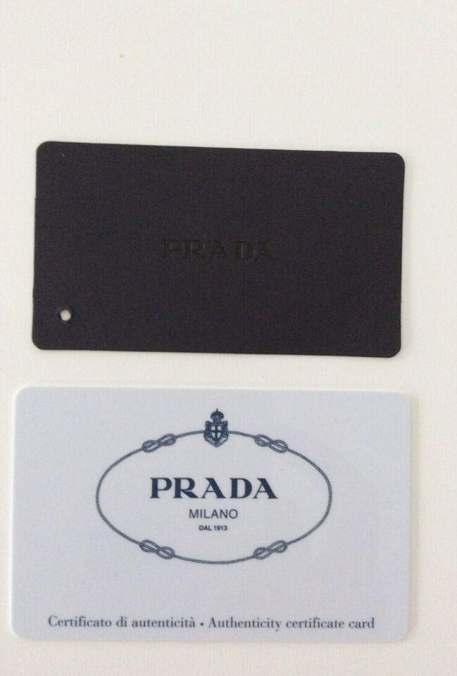 Reisetasche Prada inkl. Zertifikate Neu. Neupreis 1.450,00 € in Bad Soden am Taunus