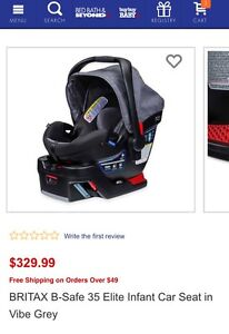 Britax Elite Car Seat- 2 available!