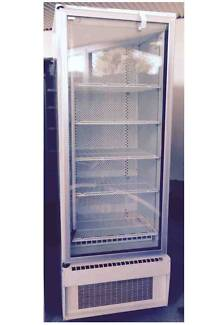 Single Door Orford BM20 Display Fridge in White / Black / Red Capalaba Brisbane South East Preview