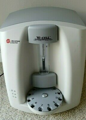 Beckman Coulter Vi-cell Auto Cell Viability Analyzer - Great Condition