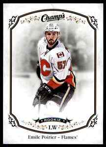 2015-16-Upper-Deck-Champ-039-s-Emile-Poirier-Rookie-157