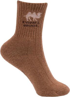 CAMEL WOOL SOCKS 100% ORGANIC WOOL HIGH QUALITY BEST SOCKS-MADE IN MONGOLIA