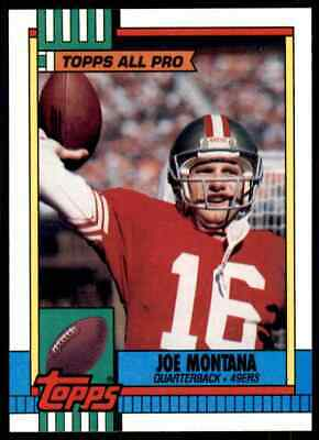 1990 1991 Topps NFL Pick 10 Cards To Fill Your Set * MINT -
