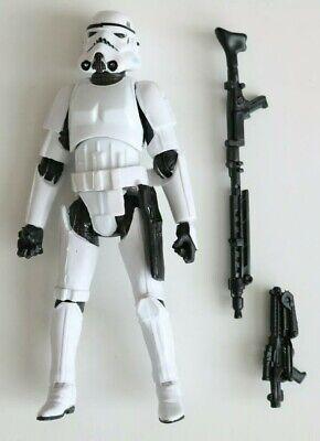 "Star Wars The Black Series 3.75"" - #13 Stormtrooper - Hasbro 2013 Unboxed"