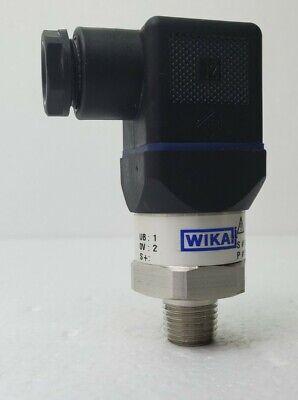 Wika  Type A-10 Pressure Transmitter 8-36 Vdc P 50426427 0....50 Psig