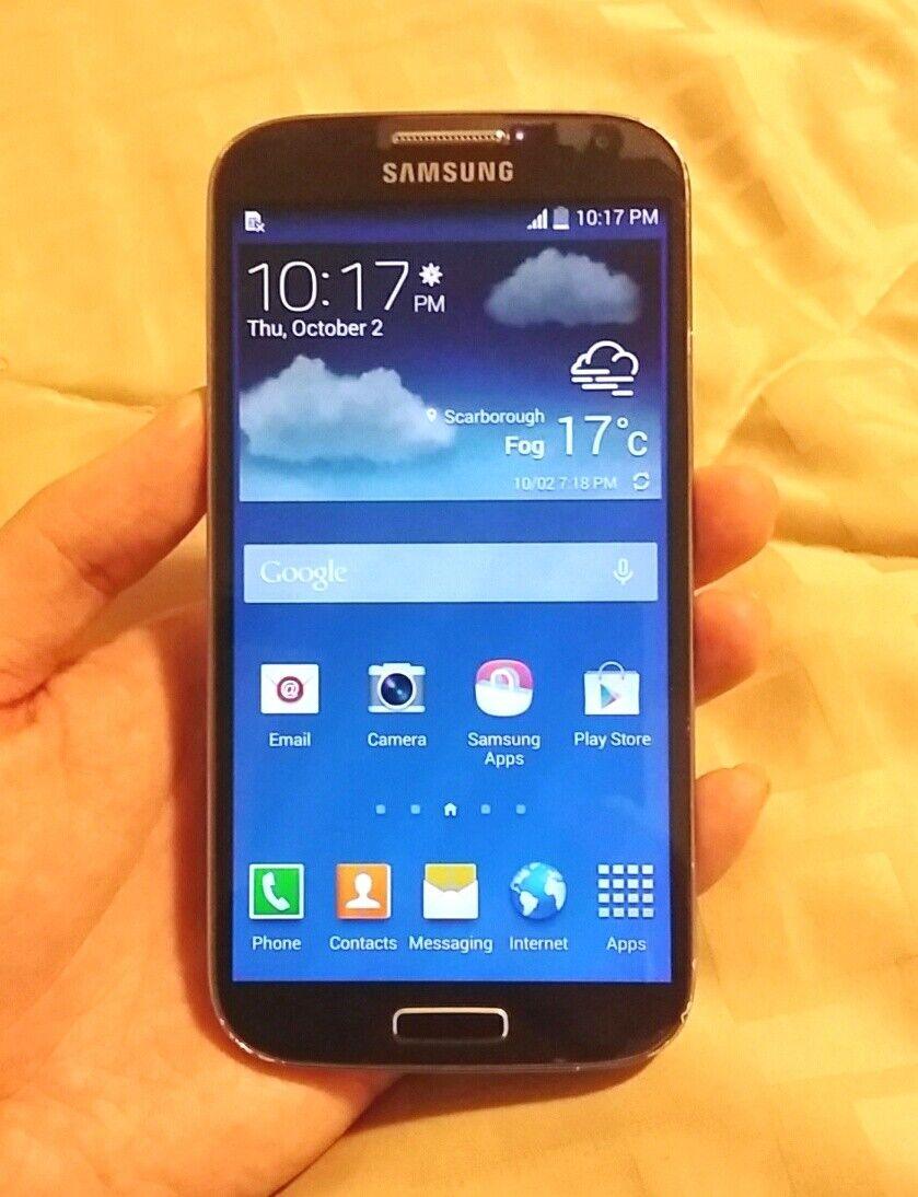 Upc 620893325143 Samsung Galaxy S4 Sgh I337m 16gb Black