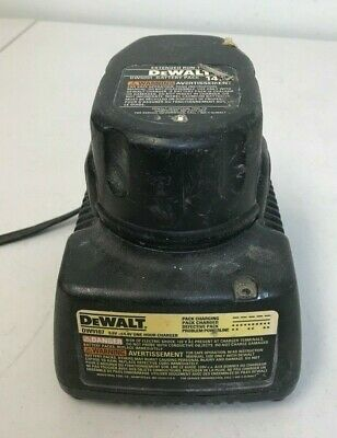 Dewalt 7.2v - 14.4v One Hour Battery Charger Model Dw9107 Dw9091 Battery