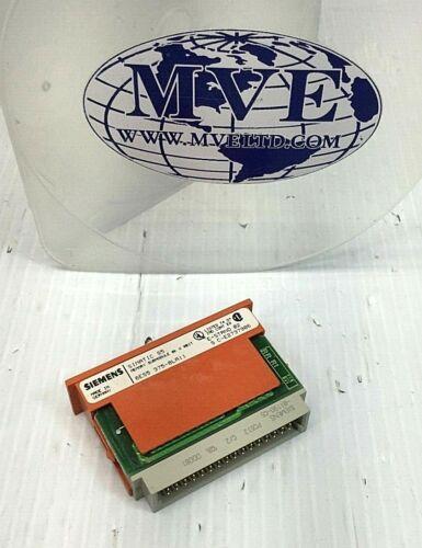 LOT OF 2 SIEMENS 6ES5 375-8LA11 MEMORY RAM MODULE