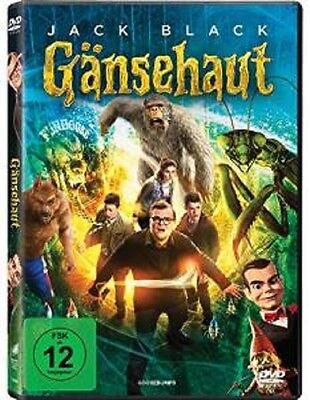 DVD * Gänsehaut * NEU OVP * Jack Black