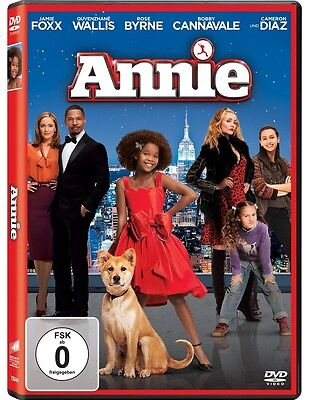 DVD * Annie * NEU OVP * Jamie Foxx, Cameron Diaz